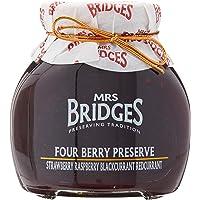 Mrs Bridges Four Berry Preserve, 340 g