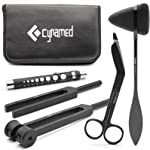CYNAMED Medical Student Exam Kit - 5-Piece Assessment and Diagnostic Set
