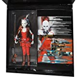 """Star Wars Year 2000 Limited Masterpiece Edition 12 Inch Tall Fully Articulated Action Figure Set - AURRA SING with Realistic Ponytail, 2 Holstered Pistol and Modified Blaster Rifle Plus Bonus """"Dawn of the Bounty Hunters"""" Book"""