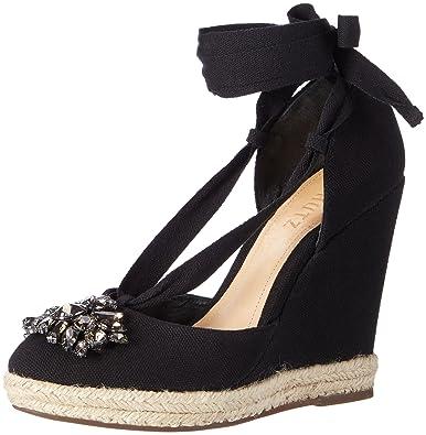 Schutz 12050310, Chaussures Habillées Femme, Noir, 37 EU