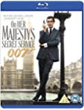 On Her Majesty's Secret Service [Blu-ray] [1969]