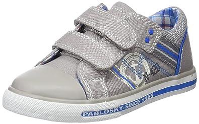 Pablosky Jungen 948250 Sneakers, Grau (Gris 948250), 27 EU