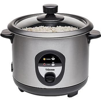 Einen guten Reiskocher bekommen Sie bei dem Hersteller Tristar.