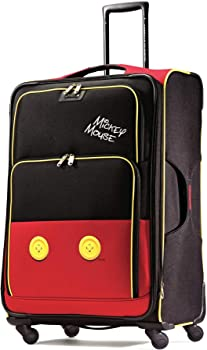 American Tourister 28' Disney Softside Luggage with Spinner Wheels