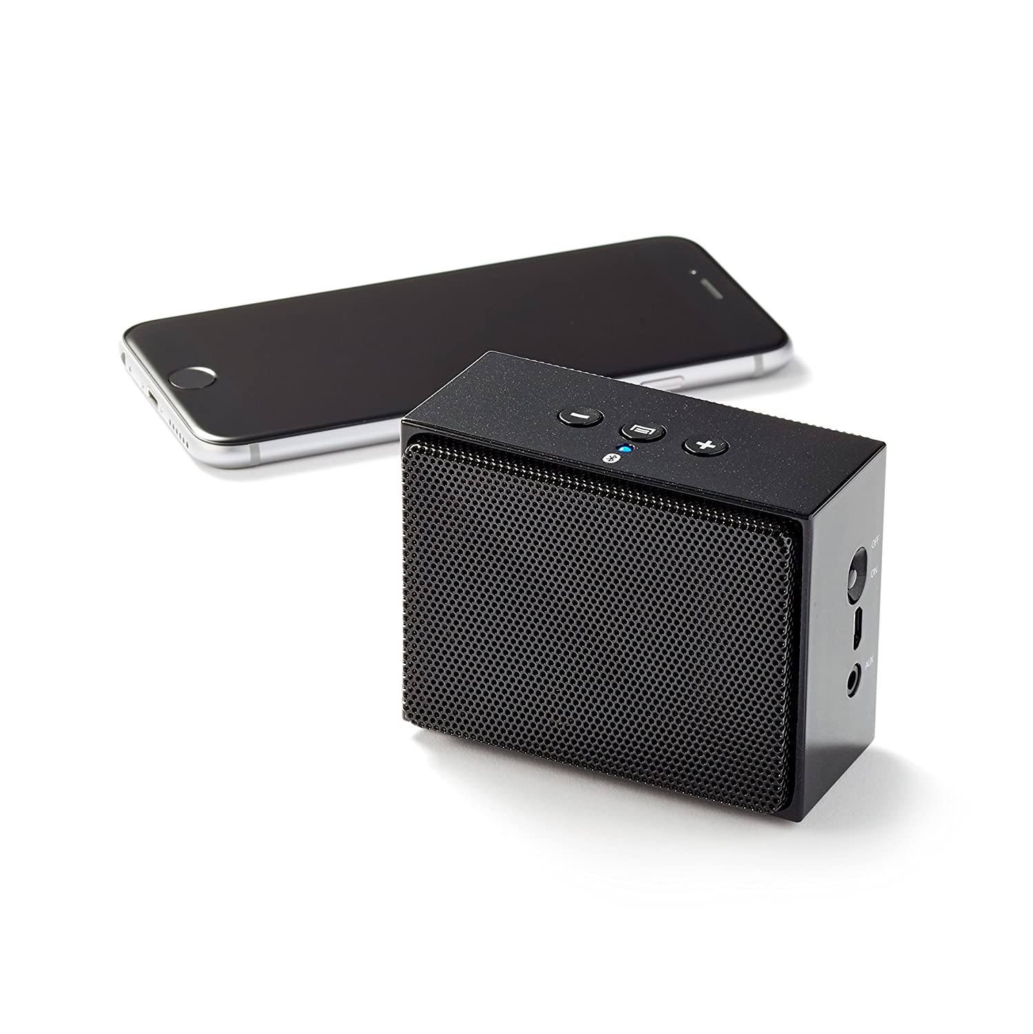 AmazonBasics Mini Bluetooth Speaker - Black Price: Buy