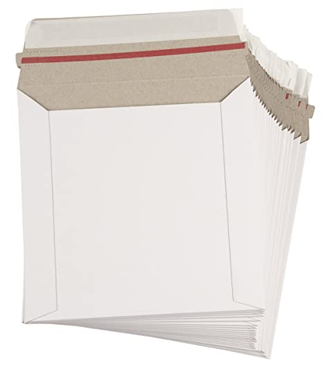Amazon.com: Rigid Mailers - Sobres de papel para fotos ...