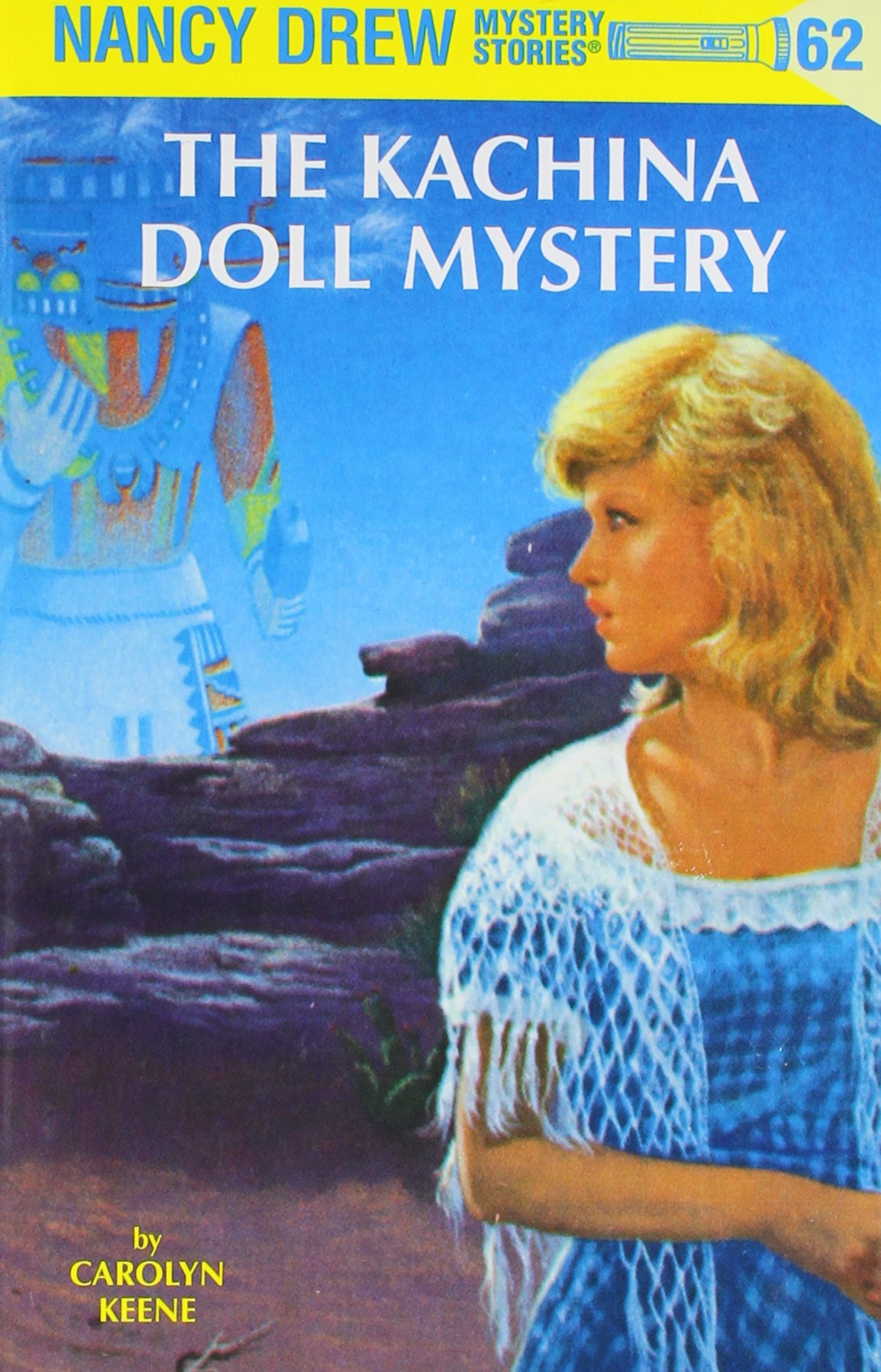 Nancy Drew 62: The Kachina Doll Mystery by Grosset & Dunlap