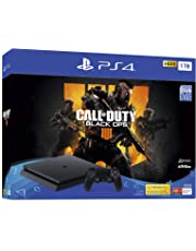 PS4 1TB Call of Duty Black Ops 4 Bundle