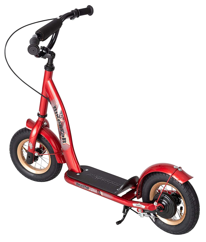 BIKESTAR Patinete Infantil Patineta Premium | Scooter para niños y niñas a Partir de 4-5 años | Edición 10
