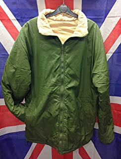 Genuine British Army Thermal Underwear Vest Top Light Olive Various Sizes Superior In Quality