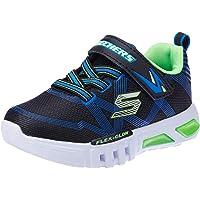 Skechers Flex-Glow 90542l, Zapatillas para Niños
