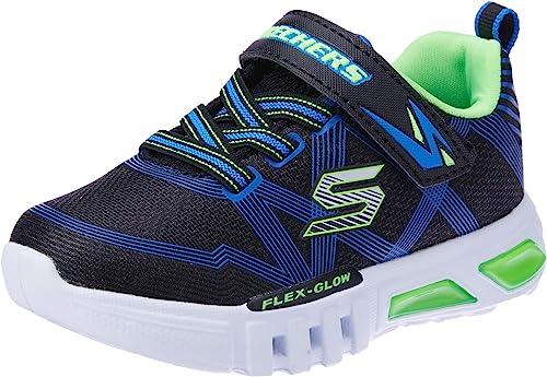Skechers Boy's Flex-Glow Trainers