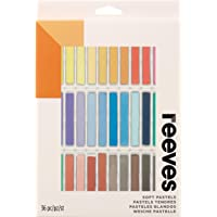 Pastel Seco Reeves 36 Cores, Reeves, Colorido