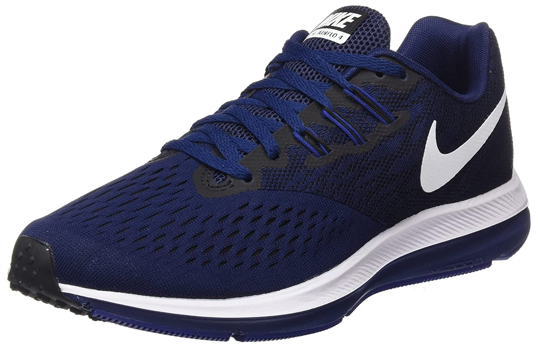 finest selection ed3fb 39fda Nike Zoom Winflo 4, Scarpe da Trail Running Uomo Uomo Uomo B006K30LPK 39 EU  MultiColoreeee (Binary blu bianca nero Deep Royal blu 400)   Meno Costosi Di  ...