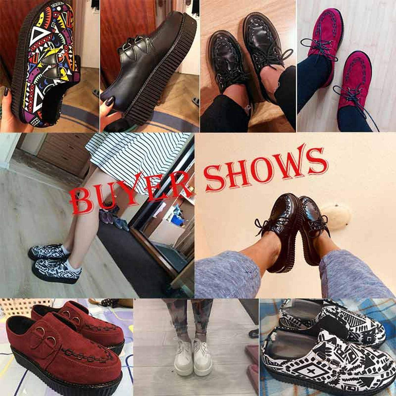 Woman Plus Size 35-41 Women Shoes Plus Size Ladies Platform Shoes Women Flats Female Shoes,Leather Beige,5.5