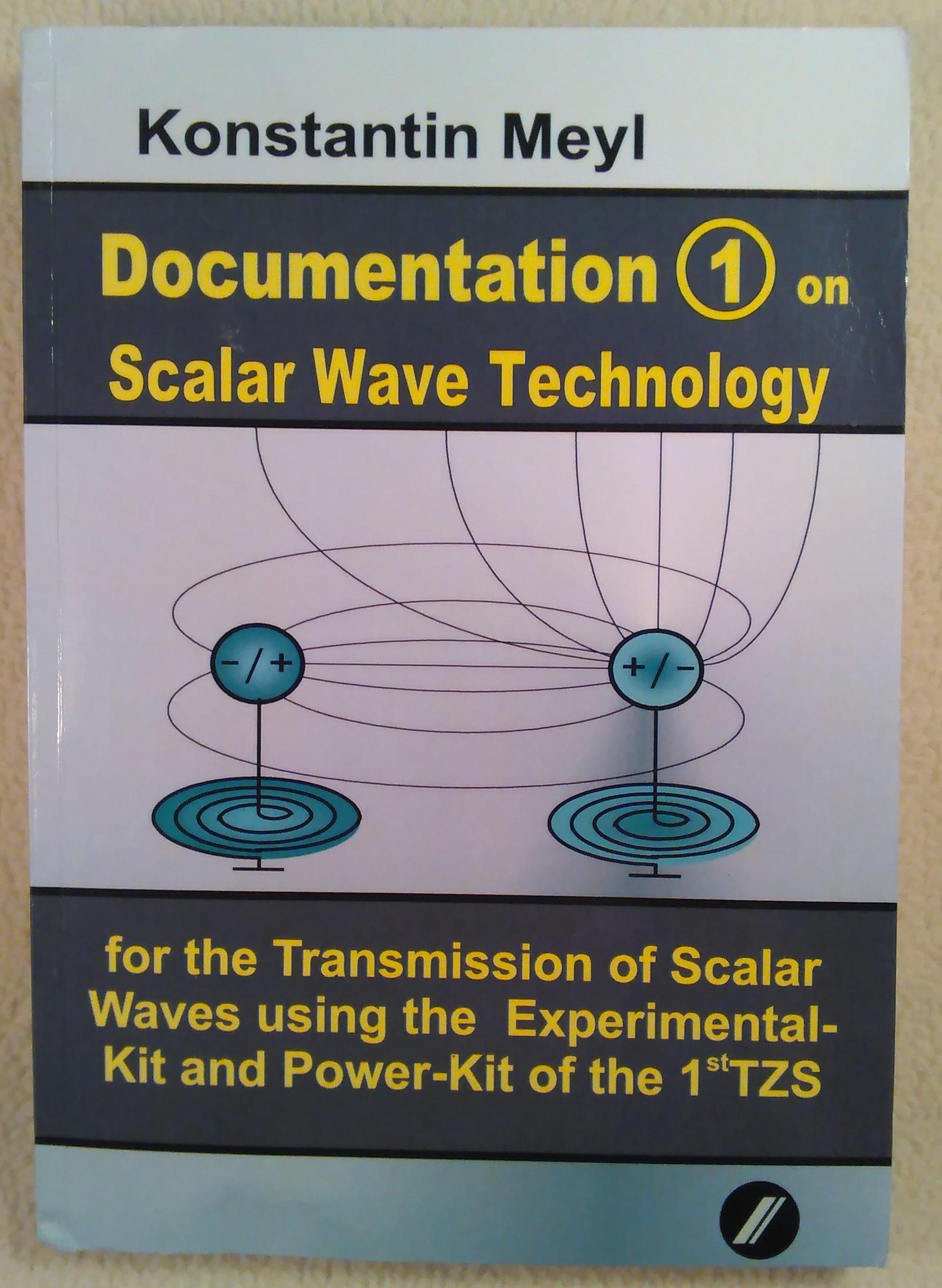 Documentation 1 on Scalar Wave Technology, 1st English