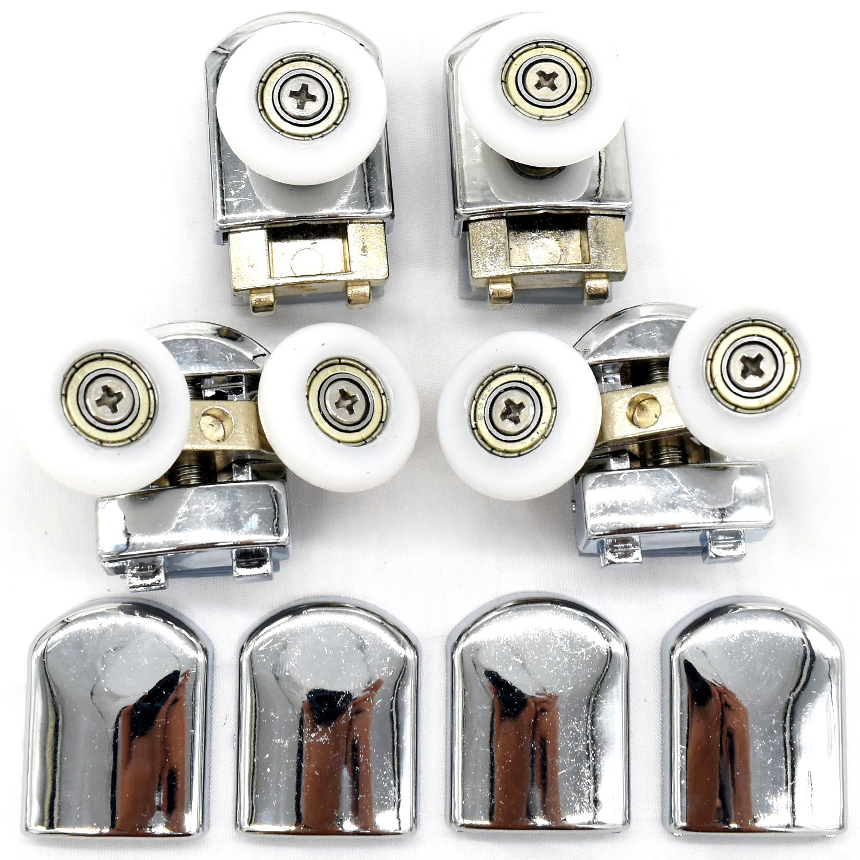 Porta scorrevole per doccia 23mm–Kit pezzi YuanQian