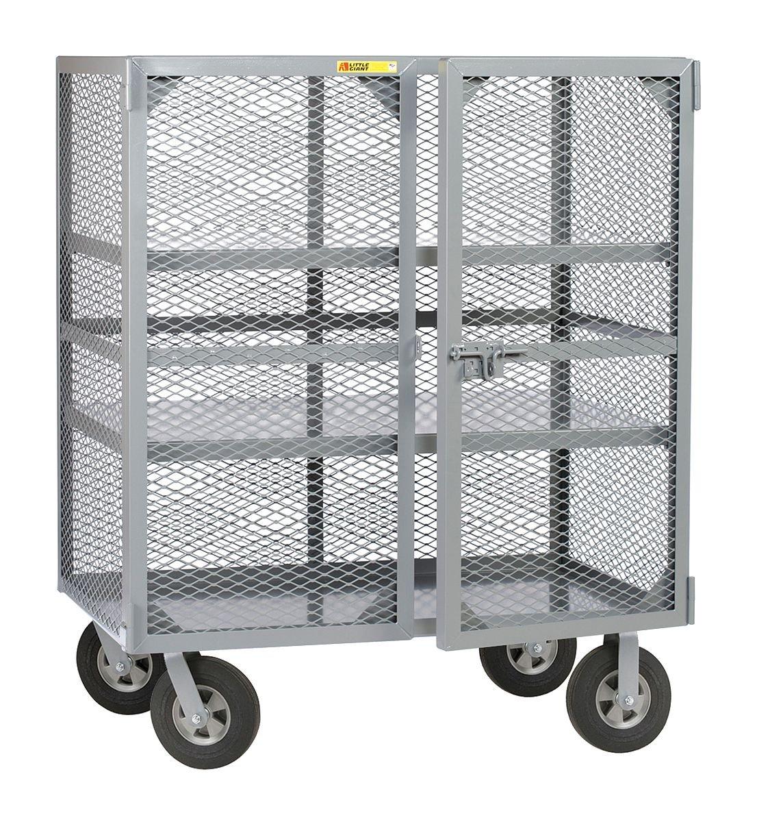 Job Site Security Box SC2-2460-10SR 1500 lb. Little Giant