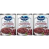 Ocean Spray Whole Cranberry Sauce - 14 oz - 3 Pack