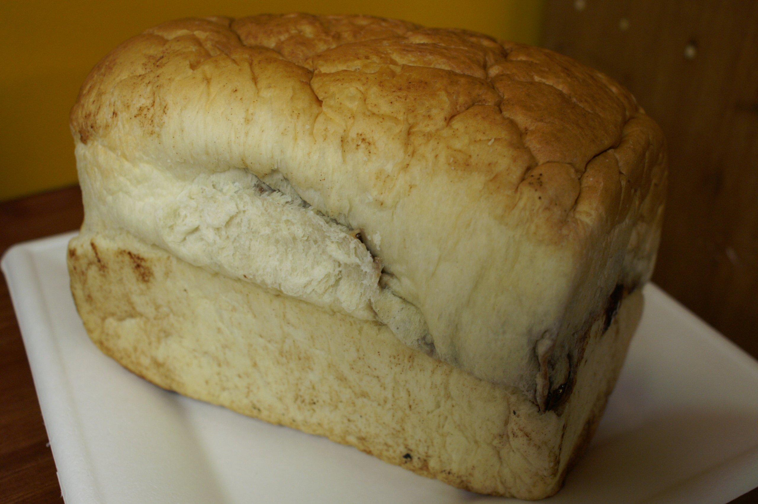 Cinnamon Swirl Bread-2 PACK- All Natural Contains Stone Ground Wheat, Water, Honey, Cinnamon, Yeast