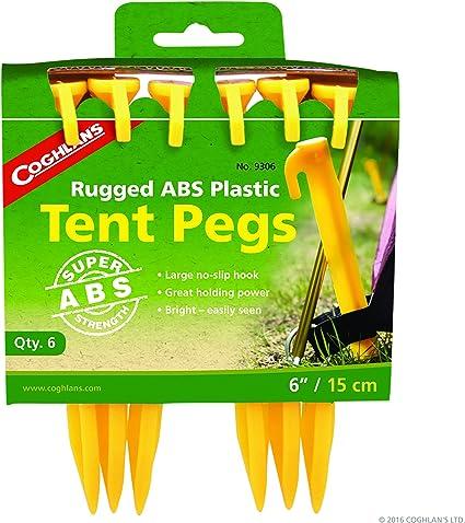 Coghlan/'s 8326 Skewer Tent Pegs
