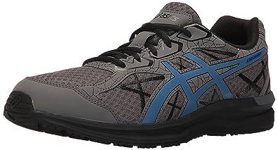 ba30468e33d9 ASICS Men s Endurant Running Shoe Carbon Imperial Black 7.5 ...