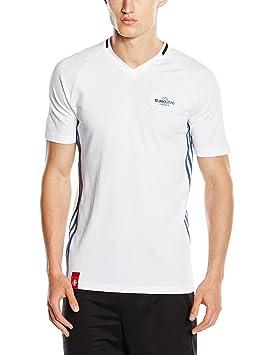 Adidas EU OE Anth tee - Camiseta para Hombre: Amazon.es: Deportes y aire libre