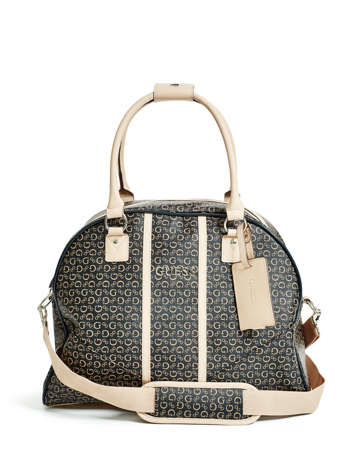 GUESS Factory Women's Nichols Travel Dome Satchel by G By Guess