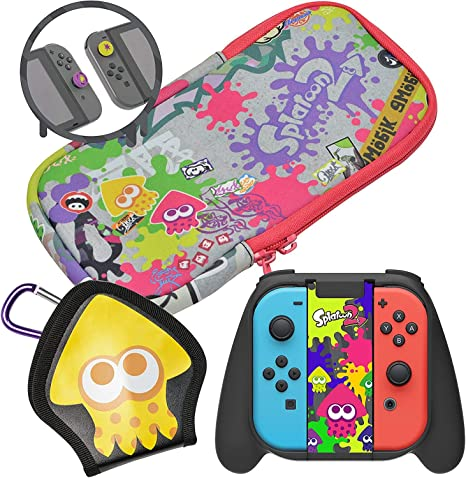 Hori - Splatoon 2 Deluxe Splat Pack (Nintendo Switch): Amazon.es: Videojuegos