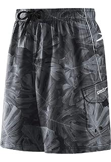 f27a7bb84a285 Amazon.com: Speedo Men's Marina Core Basic Watershorts: Clothing