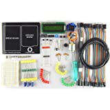 Robo India RIBK-WB Arduino Starter Kit for Beginners Without Arduino Uno