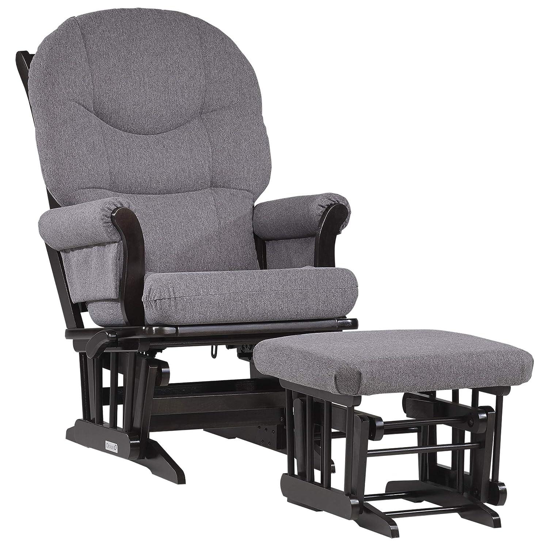 Amazon.com: Silla reclinable y soporte otomano de Dutailier ...