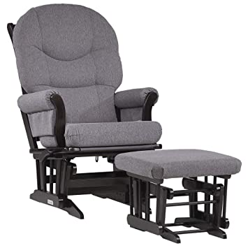 Remarkable Dutailier Sleigh 0374 Glider Multiposition Lock Recline With Ottoman Included Gmtry Best Dining Table And Chair Ideas Images Gmtryco