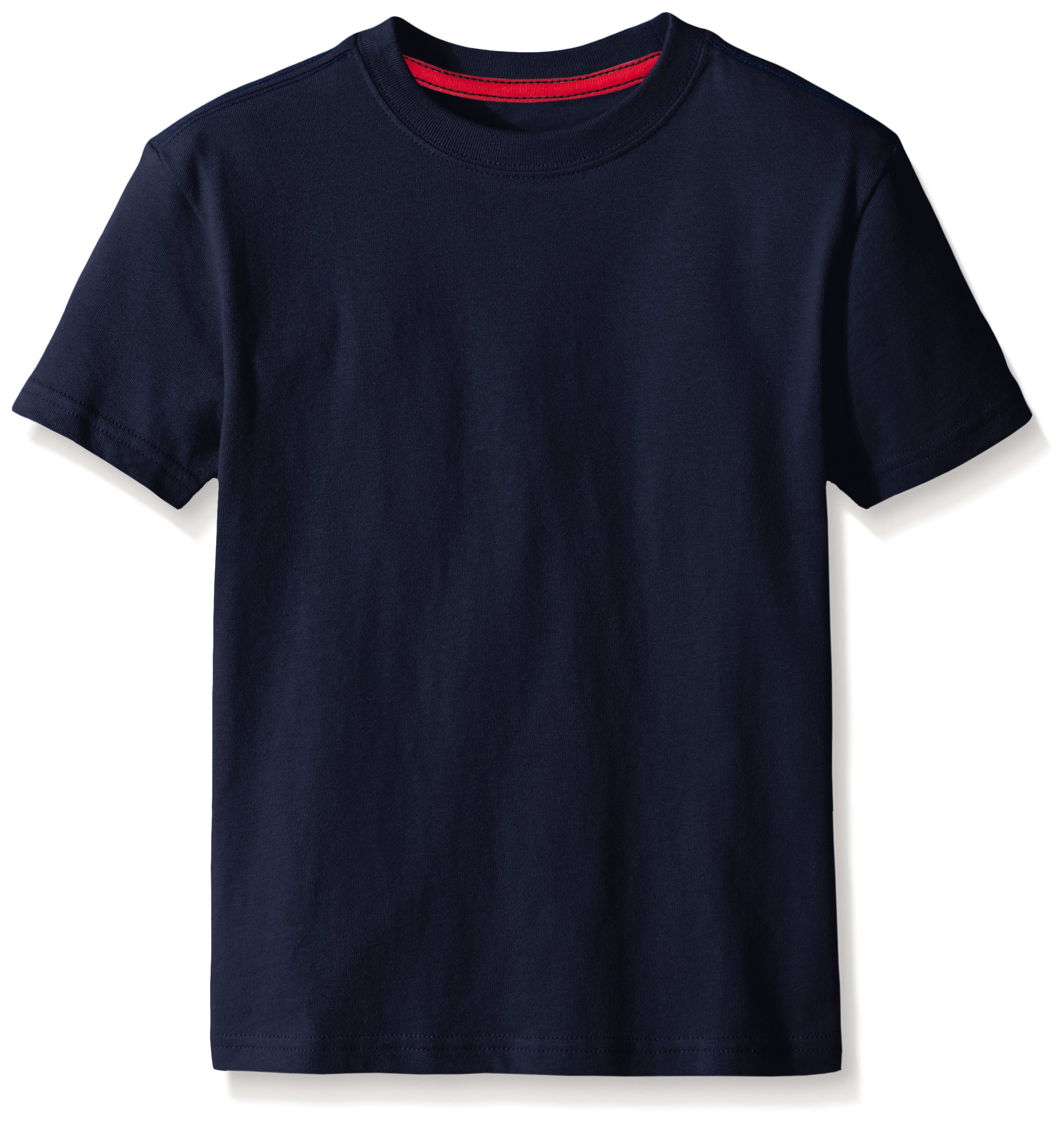 Scout + Ro Big Boys' Short-Sleeve Core T-Shirt, Swim Navy, 14