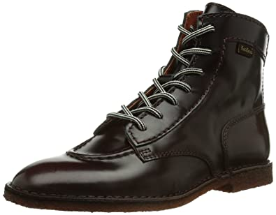 the best attitude a198d 713b5 Kickers NEOLEGEND, Anfibi Donna, Rosso (Rot (Bordeaux 18 ...