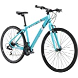 Diamondback Bicycles Calico ST Women's Dual Sport Bike, Blue