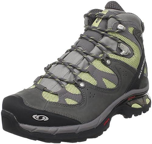 Salomon Comet 3D GTX Ladies Walking Boots Brown   Start