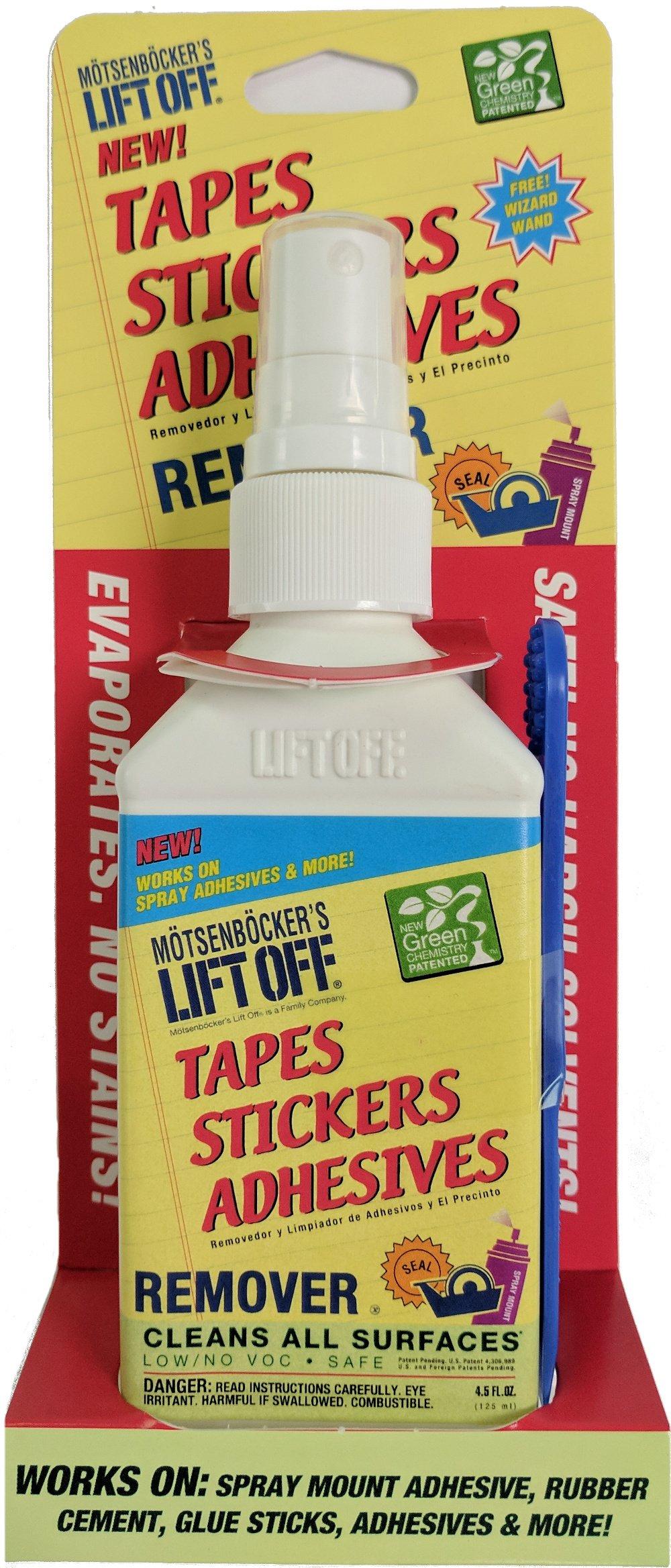MOTSENBOCKER LIFT-OFF 431-45#2 Tapes, Sticker & Adhesives Remover