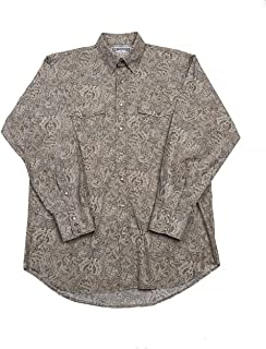product image for Frontier Paisley Shirt w/Snaps