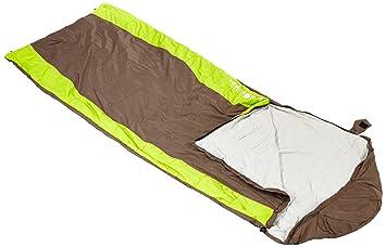 Lafuma Schlafsack Active 45 - Saco de dormir rectangular para acampada, color loro verde, talla 220 x 80 x 3 cm: Amazon.es: Deportes y aire libre