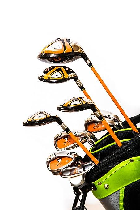 Amazon.com: Droc Hombres 12 piezas Juego de clubes de Golf y ...
