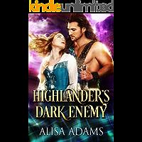 Highlander's Dark Enemy: A Medieval Scottish Historical Romance Book