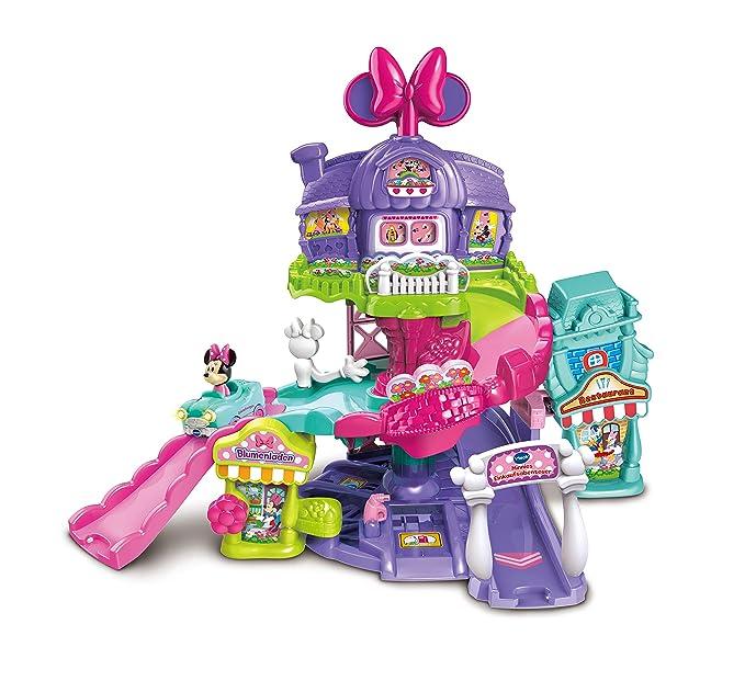 Tut Tut Baby Flitzer Minnie Mouse - Vtech Minnie Mouse Einkaufsabenteuer