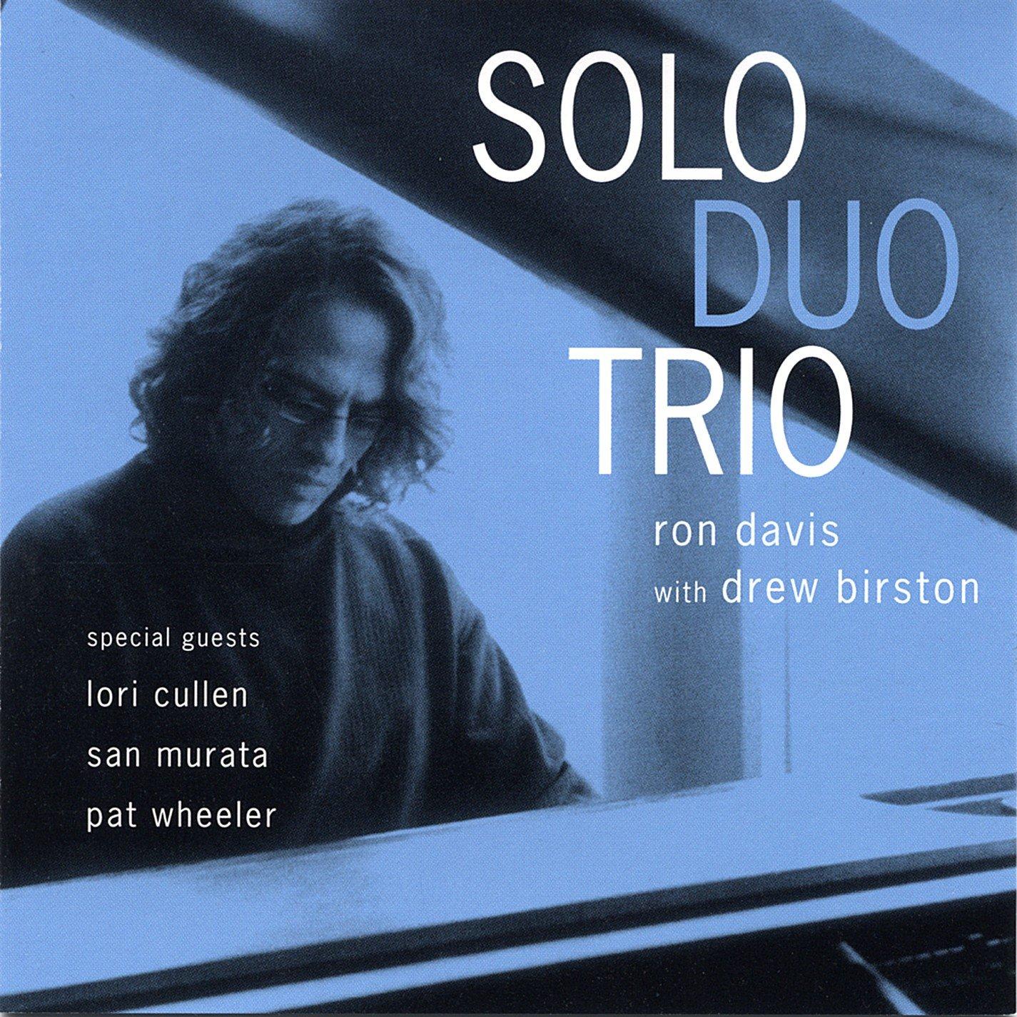 DAVIS,RON SOLO DUO TRIO: Ron Davis: Amazon.es: Música