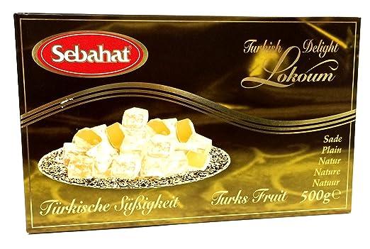 Sebahat - Türkischer Honig mit Vanillearoma - Sade lokum (500g ...