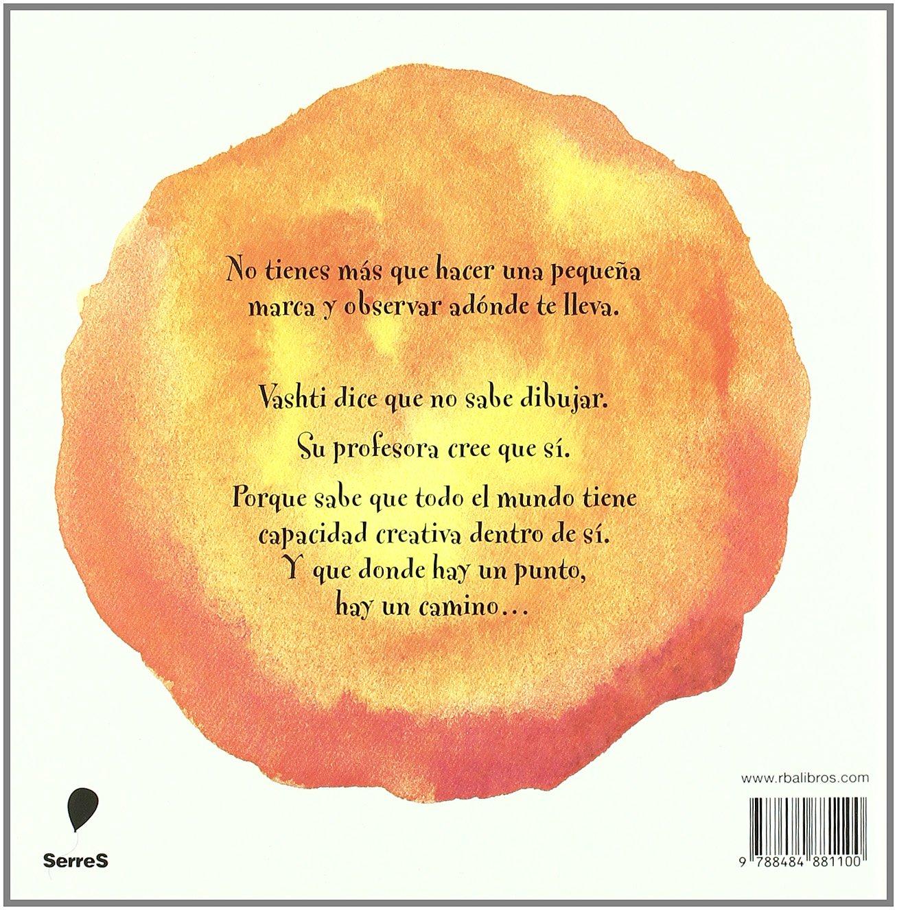El punto: 057 (COFRE ENCANTADO): Amazon.es: Peter H. Reynolds, ESTHER RUBIO  MUQOZ: Libros