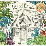 Island Escape My Caribbean Coloring Book