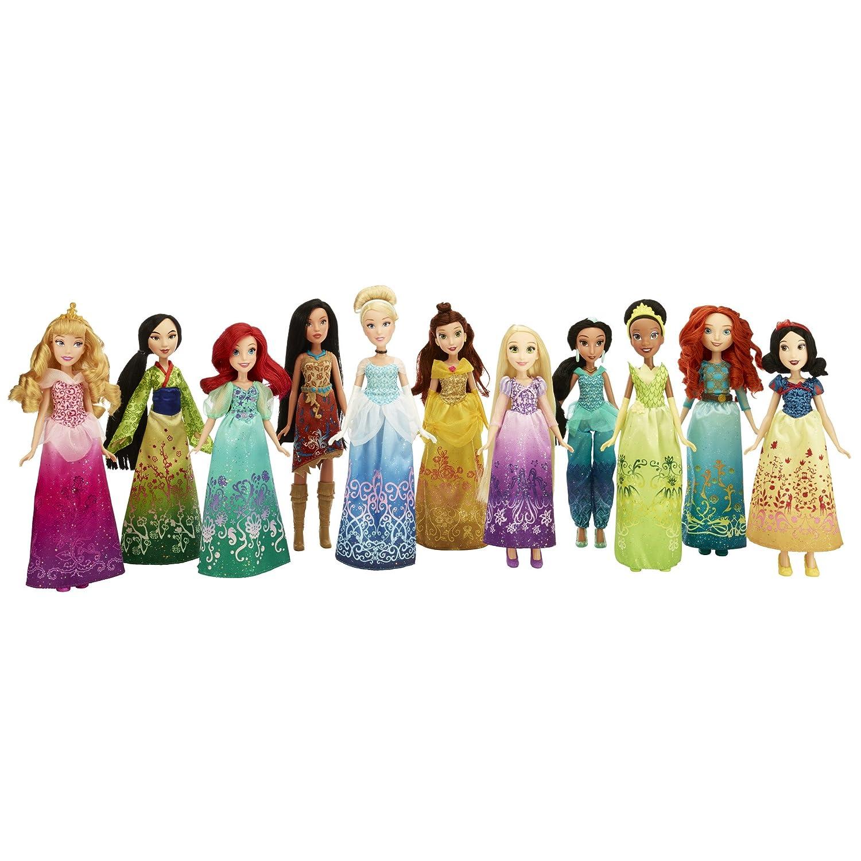 Hasbro Disney Princess Shimmering Dreams Collection Doll