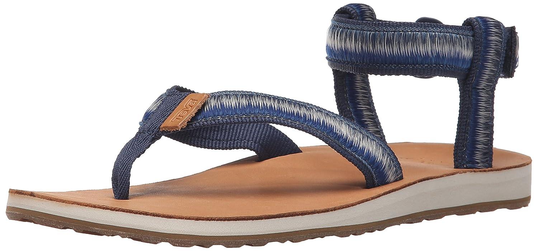 aa66fb91538a1 Teva Women's W Original Sandal Ombre True Blue, 9 UK: Amazon.co.uk ...