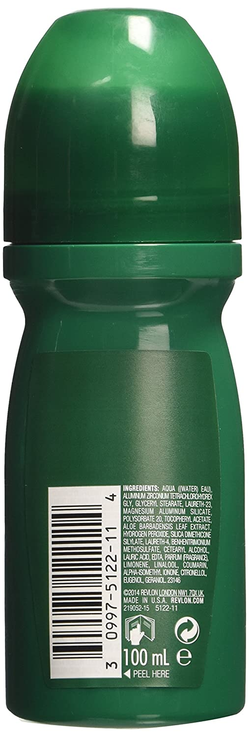 Mitchum for Men Roll-On Ice Fresh (100ml) by Mitchum Grocery 025628